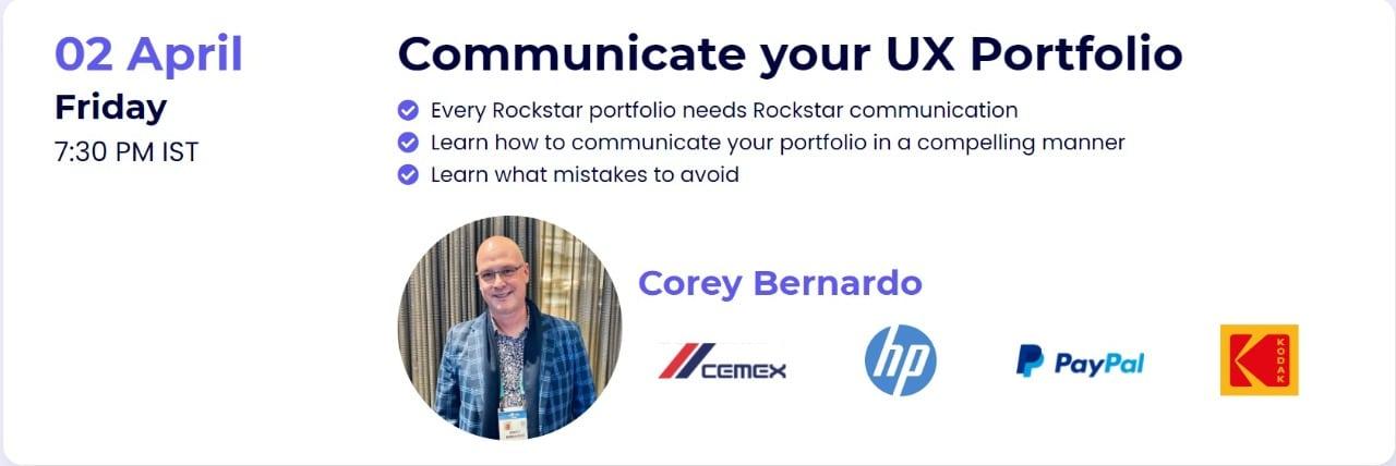 communicate your ux portfolio